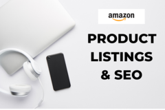 Package: AMAZON SEO-CUSTOM PRODUCT LISTINGS THAT RANK