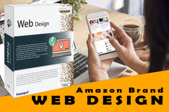 Package: Web Design on SALE - AMAZON BRAND