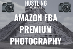 Package: Premium Amazon FBA Photography Package (HIGH QUALITY)