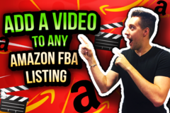 Package: Add a VIDEO to your FBA listing – Boost Sales! + FREE Gift