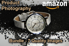 Package: Amazon Product Photography Bundle: 7 Quality Images
