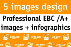 Package: Professional A+ , EBC image design | originally $500