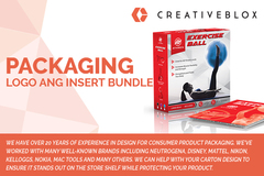 Package: Packaging, Logo and Insert Bundle