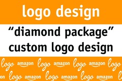 Package: DIAMOND Package - Custom Logo Design | originally $650