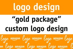 Package: GOLD Package - Custom Logo Design | originally $500
