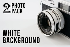 Package: Stunning Seamless White Background Photos