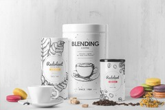 Package: PACKAGING DESIGN/LABEL LOGO + FREE INFOGRAPHICS