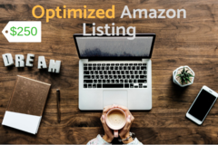 Package: Fully Optimized Listing for Max Sales