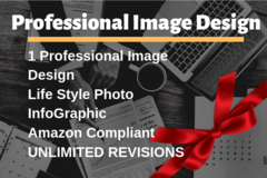 Package: Epic Image Design | Amazon Main/lifestyle image