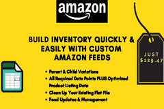 Package: AMAZING PRICE ON AMAZON COMPLIANT PRODUCT FEEDS