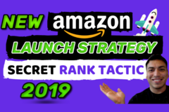 Package: (2019) NEW Launching & Ranking Strategy Influencers + PPC!