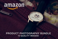 Package: SALE - $120 OFF - Product Photography Bundle!