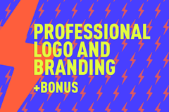Package: Will create you perfect looking Logo and Branding