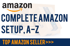Package: Amazon Complete Setup, A-Z Consultant