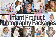 Package: Infant Product Photography