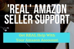 Package: REAL Amazon Seller Support - Seller Central Help