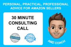 Package: 30 Minute Consulting Call - No BS Consultation