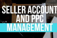 Package: Full Seller Account and PPC Ads Management | 1-5 Product