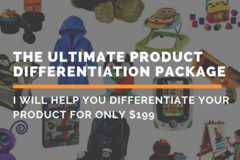 Package: The Ultimate Product Differentiation Package