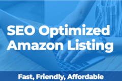 Package: Custom Order for Jade - Original SEO Amazon Listing