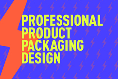 Package: Custom Order Product Packaging Design Project