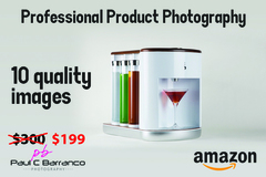 Package: Professional Product Photography