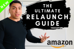Package: (2019) Ultimate Amazon Product Relaunch Guide