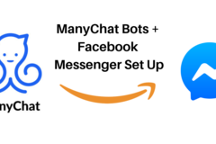 Package: Set Up ManyChat Bots and Facebook messenger to Launch & Rank