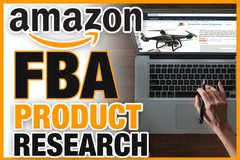 Package: SAVE 40% THIS WEEK - Research The BEST Amazon FBA Product!
