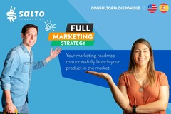 Package: Full Launching Marketing Strategy - Marketing Roadmap