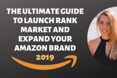 Package: THE ULTIMATE GUIDE TO LAUNCH RANK MARKET & EXPAND AMAZON BIZ