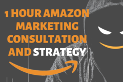 Package: 1-Hour Marketing Consultation to grow your Amazon business