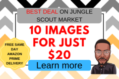 Package: BOOST SALES! Background Removal + Photo Enhancement + Resize