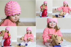 Package: Product Photography with a Child Model