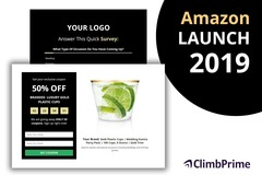 Package: We Will Build An Amazon Fba Launch 2019 Sales Funnel