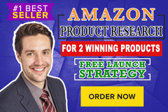 Package: 2 Winning Products:High Demand, Low Reviews, Launch Strategy