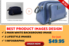Package: ATTRACT 50+ DAILY SALES: High Quality Product Image Editing