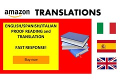Package: Amazon TRANSLATIONS