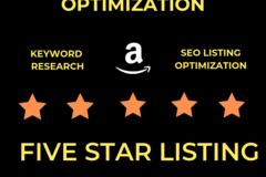 Package: EXPERT AMAZON LISTING OPTIMIZATION