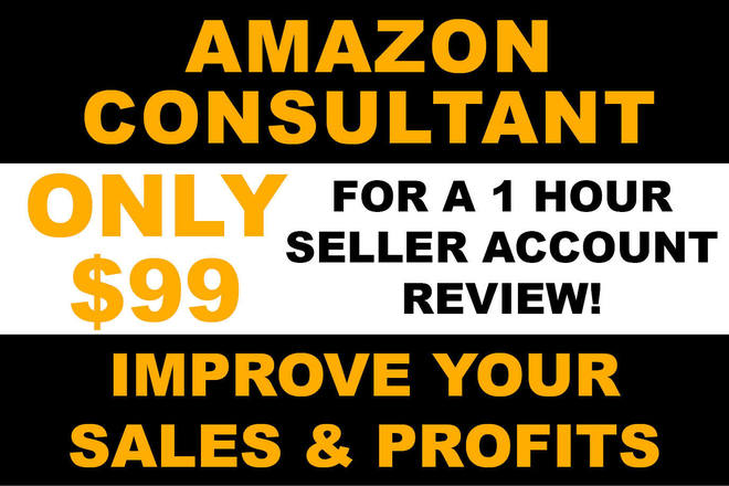 547f49634f73 1 Hour Review Of Your Seller Account To Increase Profits
