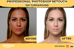 Package: Professional photoshop retouch