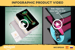 Package: Infographic product video