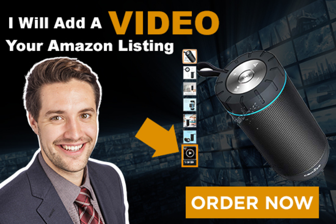 Add a VIDEO to your FBA listing - NEXT TO YOUR PHOTOS