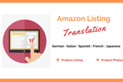Package: Killer Amazon Listing Translation