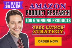 Package: 6 Winning Products:High Demand, Low Reviews, Launch Strategy
