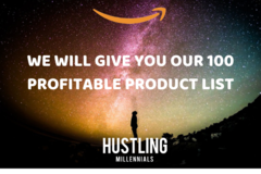 "Package: ""100"" Profitable Products Idea List - Amazon FBA US"
