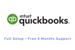 Package: QuickBooks For FBA - Full Setup | Free 6 Months Support