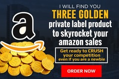 Package: 3 Expert Amazon Product Research For Fba Private Label