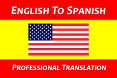 Package: Translate English Listing To Spanish and Vice Versa