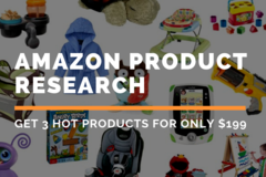 Package: The Ultimate Product Research Package | Will Find 3 Products